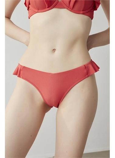 Penti Bikini Alt Kırmızı